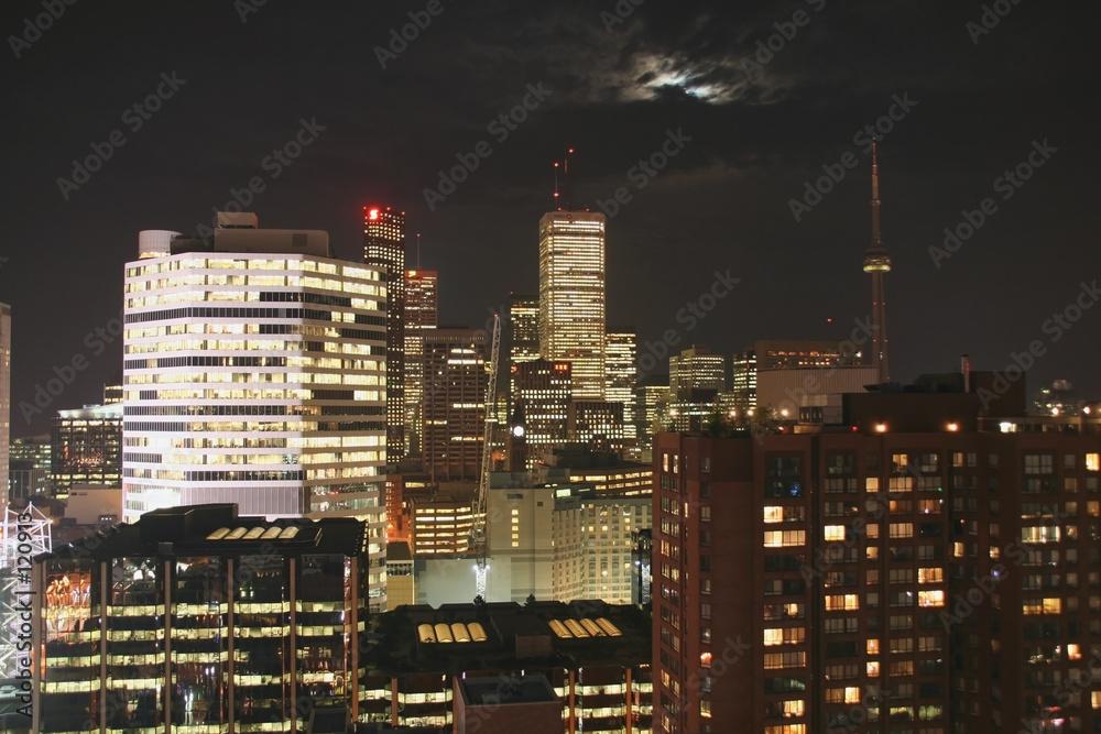 horyzont noc nocnych - powiększenie