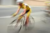 bike racer poster