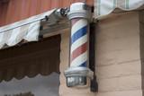 barber pole poster