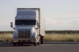 big rig truck 2 poster
