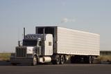 big rig truck 3 poster