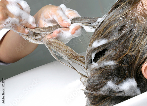 lavado de cabello 1