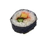 sushi roll-design element poster