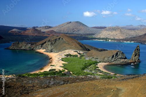 Leinwanddruck Bild galapagos islands