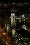 city hall, philadelphia pa poster