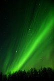 Fototapety very detailed aurora