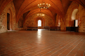 medival castle room