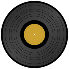 long play vinyl record