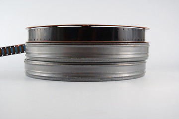film reel and canisters