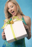 gifts bring a smile poster