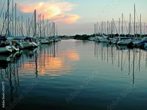 le port tranquille