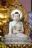 myanmar buddha poster