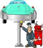 auto mechanic poster