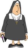 catholic nun poster
