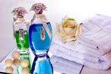 bath accessories poster