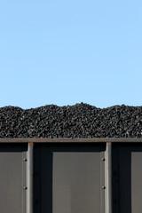 coal in boxcar