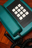 house telephone poster