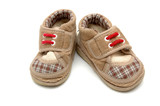 baby shoes poster