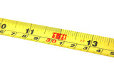 tools - measure tape poster