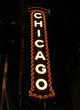chicago theater sign - 147779