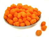cheese balls poster