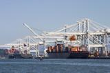 cargo ships 1 poster