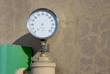 high pressure gauge poster