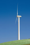 giant wind tower poster
