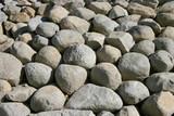 boulder pile poster