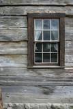 rustic window 1 poster