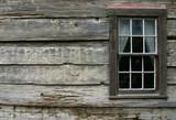 rustic window 2 poster