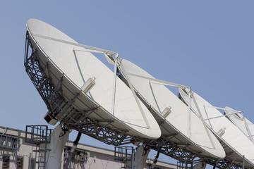satellite dish #1