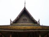 ayuthaya architecture poster