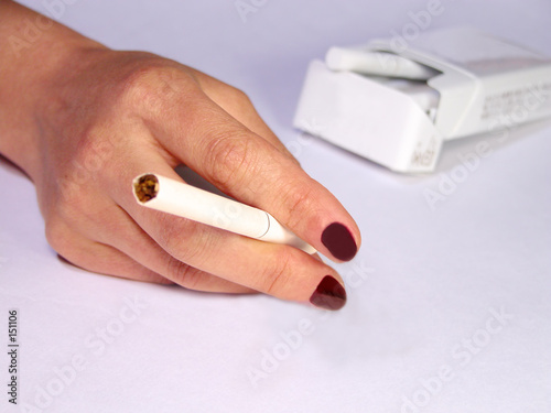 smoking habit