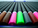 pencils colors 02 poster