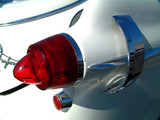 57 chrysler imperial tail light poster