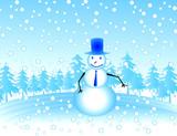snow  ,snowfall poster