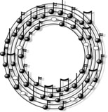 music ring poster
