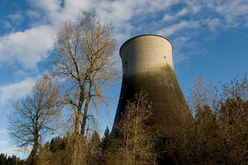 hyperbolic cooling tower 7