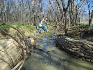 the creek jumper