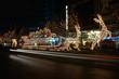 weihnachtliche lichtinstallation #2