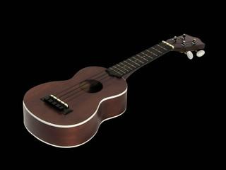 ukulele - clipping path