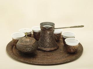 juego de café de bosnia
