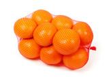 oranges in net poster