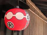 gion paper lantern poster