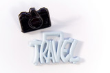 travel with camera poster