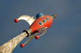 rocket ship - Fine Art prints