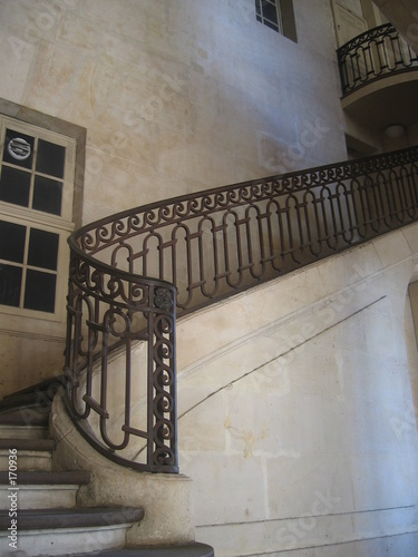 Escalier Rampe En Fer Forg Stock Photo And Royalty Free Images On Pic 170936