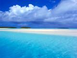 turquoise lagoon poster