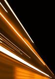 orange motion poster